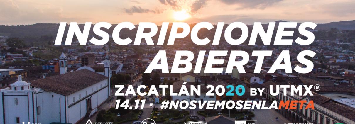 Inscripciones Abiertas Zacatlan Zcn Utmx 2020
